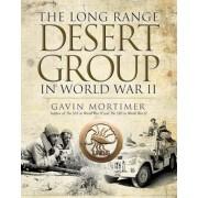 The Long Range Desert Group in World War II, Hardcover