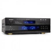 Auna AMP-5100 Amplificador Home Cinema 5.1 1200w (AV1-AMP-5100-B)