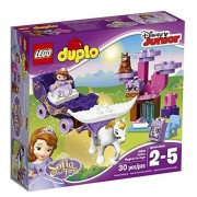 LEGO DUPLO l Disney Sofia the First Magical Carriage 10822 Large Building Block Toy for 2- to 5-Year-Olds [Parallel import goods]