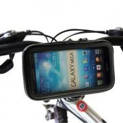 Shop4 - Telefoonhouder Fiets Extra Groot 170x90x20mm