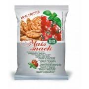 Bio Alimenti Mais snack tomaat & basilicum 50g