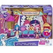 Комплект за игра, Малкото пони, Кино сцена, 0331598