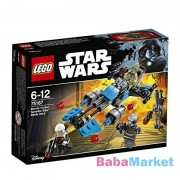 LEGO Star Wars - Fejvadász speeder bike harci csomag 75167