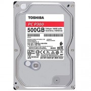 TOSHIBA 3.5 500GB P300 7200RPM HDWD105UZSVA HDD 3.5 Dahili