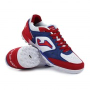 Joma top flex 820 white - red turf - Scarpe da calcetto