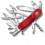Victorinox 2.5223.SE Evolution S557 20 Function Multi Utility Swiss Knife(Red)