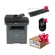 Multifuncional Laser Brother Dcp-l5500dn Wifi icluye PC de regalo