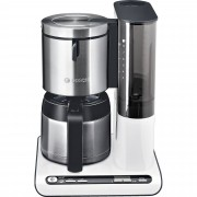 Bosch Kaffebryggare Vit TKA8651