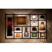 Kare Design Wandlamp Parecchi Art House 12-Lichts B185 X H110 Cm - Multikleur