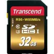 Card de Memorie Transcend SDHC 32GB Clasa 10 UHS-1 U3