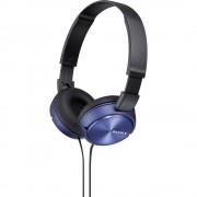 Slušalice MDR-ZX310L Sony plava