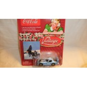 JOHNNY LIGHTNING COCA-COLA VINTAGE COLLECTORS EDITION 1999 DODGE VIPER GTS DIE-CAST COLLECTIBLE