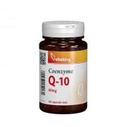 Coenzima Q10 naturala 60mg, 60cps, Vitaking