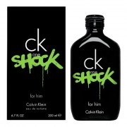 Calvin Klein CK One Shock eau de toilette 200 ml Uomo