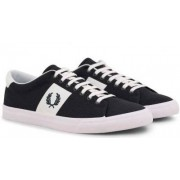 FRED PERRY Underspin Twill Sneaker Navy (41)