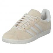 adidas Originals Gazelle Ecru Tint S18/chalk White/ftwr, Shoes, vit, UK 12