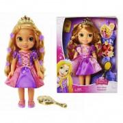 Papusa Rapunzel cu par magic, 3 ani+