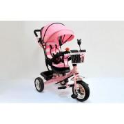 Tricikl Playtime model 406 MERIDIAN (model 406 roze)