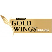 GOLD WINGS PREMIUM BUDGIE/PERUS FRUIT DUO STICK 2X65GR