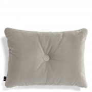 Dot Cushion Kissen Soft Beige Hay