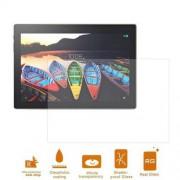 Előlap védő karcálló edzett üveg - 0,3 mm vékony, 9H, Arc Edge, A képernyő sík részét védi - Lenovo Tab 3 10 Plus
