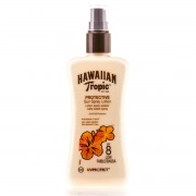 Hud & Hår Användningsområde Sol Hawaiian Tropic Satin Protection Sun Spray Lotion SPF 8