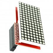Matrice LED pentru Raspberry Pi