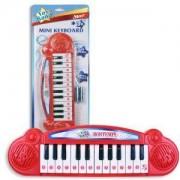 Детска играчка, Мини електронен синтезатор 24 клавиша, 191058