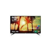 "Smart TV Android LED 50"" Philco PTV50A17DSGWA Full HD com Wi-Fi 2 USB 3 HDMI Midiacast e 60Hz"