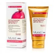 Murad Oil-Free Sunblock SPF 30 for Face - Pantalla Solar Rostro 50ml/1.7oz