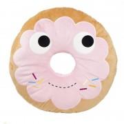 Yummy World Donut knuffel Yummy (roze, 25 cm)