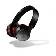 Mysound Speak Air Cuffie Stereo On-Ear Wireless Bluetooth 4.1 Richiudibili, Microfono e Comandi Multi-Funzione, Extra Bass, Nero
