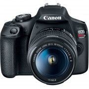 Cámara Canon Eos Rebel T7 Premium Kit