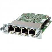 Modul CIsco 4x 10/100/1000 Ethernet Switch Interface Card