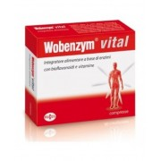 Named Spa Named Wobenzym Vital Integratore Alimentare 120 Compresse