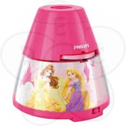 Philips stoni projektor - Princess pink