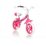 Baninni Bicicletă de echilibru Wheely, roz, BNFK012-BK