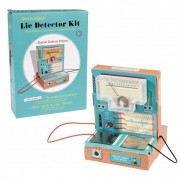 Secret Agent Lie Detector Kit
