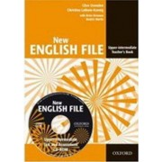 OUP English Learning and Teaching New English File Upper Intermediate Teacher´s Book + Test Resource CD-ROM
