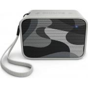 Boxa Portabila Philips PixelPop BT110C, Bluetooth, 4 W, IPX 4 (Camuflaj)