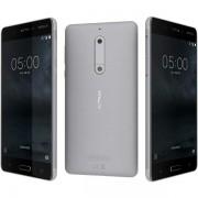 702561 - Nokia 5 4G 16GB 2GB RAM Dual-SIM silver EU