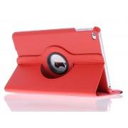 Rode 360° draaibare tablethoes voor de iPad Mini 4