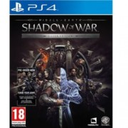 Middle-Earth: Shadow of War Silver Edition, за PS4