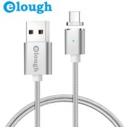Elough TYPE-C USB Magnetic Charging and Data Sync Cable