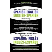 The University of Chicago Spanish-English Dictionary/Diccionario Universidad de Chicago Ingles-Espanol, Paperback/David A. Pharies