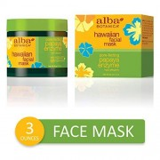 Alba Botanica Facial Mask, Papaya Enzyme 3 Oz