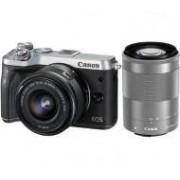 Canon EOS M6 + EF-M 15-45mm + EF-M 55-200mm