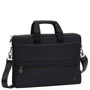Notebook táska, 15,6, RIVACASE Tiergarten 8630, fekete (NTRT8630B)