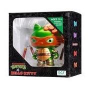 Michelangelo Hello Kitty Teenage Mutant Ninja Turtles TMNT Vinyl Figure