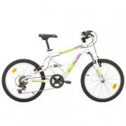M.C. Avigo - Bicicleta Kilauea 20 Pulgadas Blanca